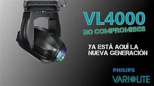 New Vari-Lite VL4000 Spot – Albadalejo