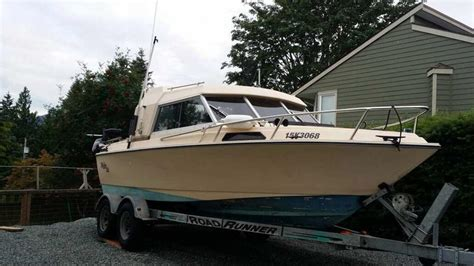 Malibu Boats Victoria by Malibu 20 With Fully Enclosed Pilot House Outside Victoria