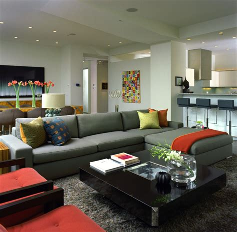 fancy sofa sectionals create  modern design  living