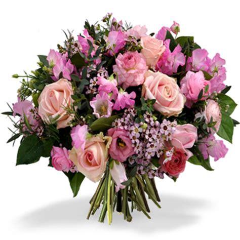 afbeeldingen verjaardag bos bloemen roze boeket 187 bosbloemenbezorgen nl