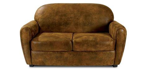 canapé cuir marron vieilli photos canapé convertible cuir marron vieilli