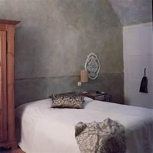Wandgestaltung Vintage Look : trend w nde wandputz mit patina ~ Lizthompson.info Haus und Dekorationen