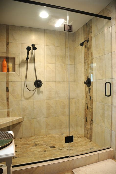Walk In Dusche by Tiled Walk In Shower Studio Design Gallery Best Design