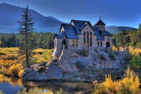St Malo Chapel On The Rock Mytown Colorado
