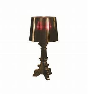 Lampe De Chevet Dorée : lampe de chevet baroque noire 2xe14 cello ~ Dailycaller-alerts.com Idées de Décoration
