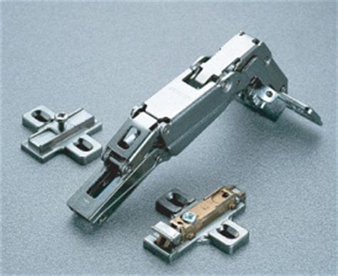 Salice Italy Cabinet Hinges by Salice Adjustable Self Opening Push Hinges Salice Push