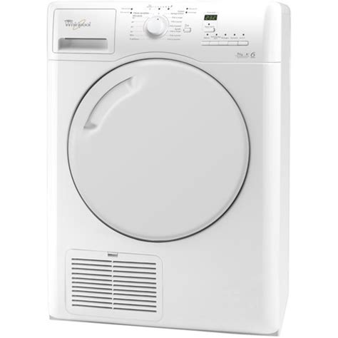 s 232 che linge porte pleine aza7211 7 kg condensation pompe 224 chaleur whirlpool pas cher 224 prix