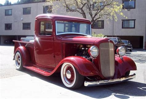 Frame Chassis 1934, 1935 & 1936 Chevy Truck Hot Street Rod