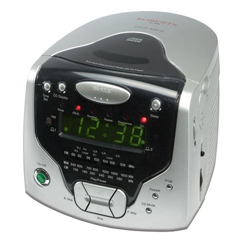 small cd player for bedroom cd cube cr9986 clock radio with cd player 19817