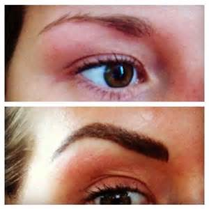Cosmetic Tattoo Eyebrows