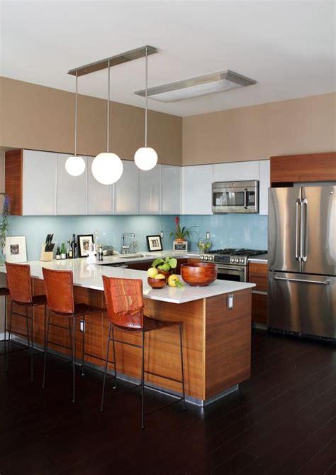 sensational modern midcentury kitchen designs