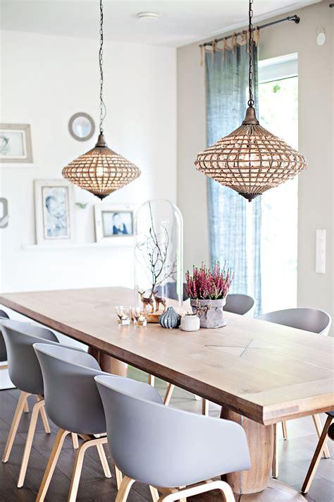 Esszimmer Ideen by Licht An Home Esszimmer Esszimmer Inspiration Und