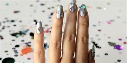 Confetti Nail Nails Years