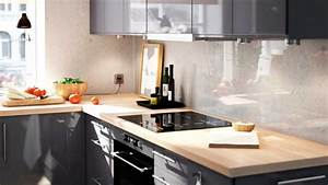 Modeles Cuisine Ikea : nouvelles cuisines ikea pour tous les styles diaporama photo ~ Dallasstarsshop.com Idées de Décoration