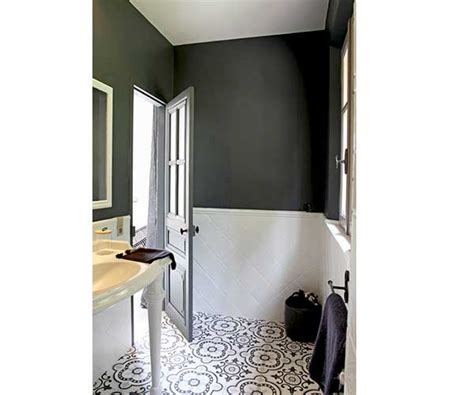 idee deco cuisine peinture la déco salle de bain en carreaux de ciment c 39 est chouette