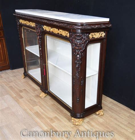 Sideboard And Display Cabinet by Rosewood Carved Sideboard Display Cabinet