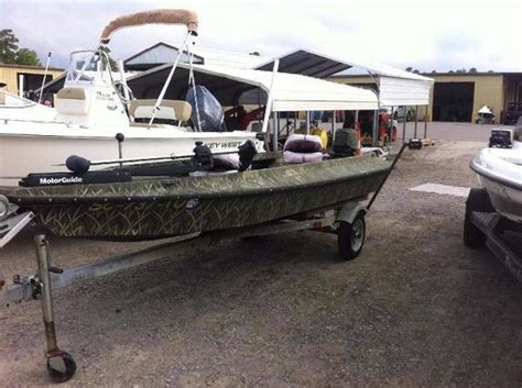 Boat Trader Used Jon Boats by Used Power Boats Jon Boats For Sale 6 Boats