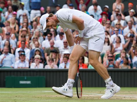 I'll be back: Andy Murray's defiant pledge as hip injury ...