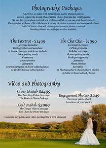 Weddings for Wedding photographer and videographer packages