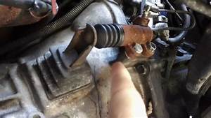 How To Fix A Transmission Clutch Slave Cylinder On A 1991