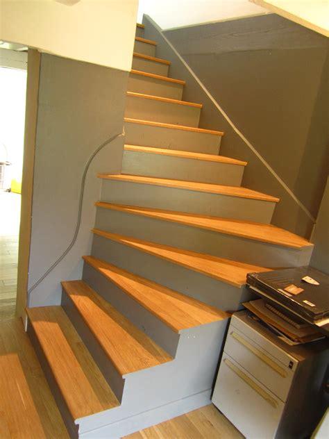 marche d escalier en bois flottant 28 images imposture construction d une maison