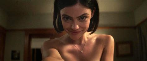 Lucy Hale Naked Sex Scene In Truth Or Dare Movie