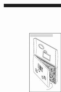 Page 3 Of Aprilaire Thermostat 8363 User Guide