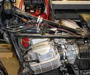 Replace Ignition Coils On Any Seventies Honda Four