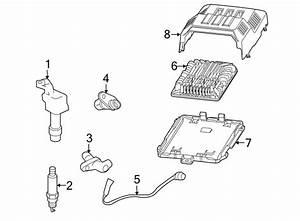 Chevrolet Equinox Engine Control Module Bracket  2 4 Liter  3 0  U0026 3 6 Liter  3 0 Liter  3 6