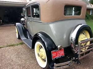 1931 Model A Ford Victoria