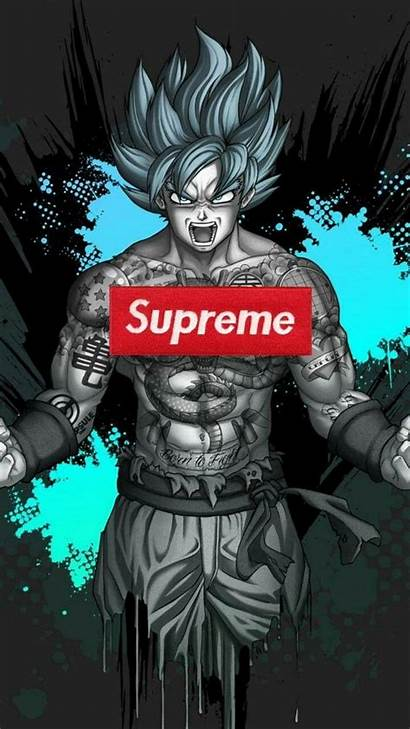 Supreme Goku Wallpapers Wallpapercave Cave