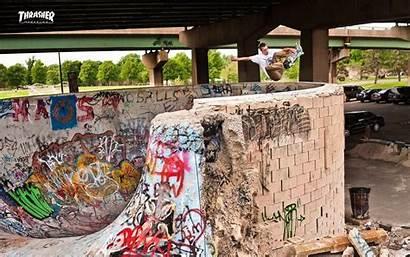 Thrasher Magazine Wallpapers Skate Grant Taylor Skateboard