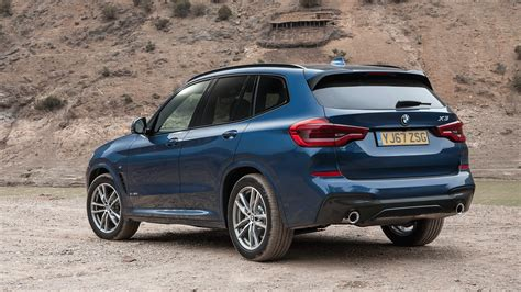 bmw x3 20d 2017 review car magazine