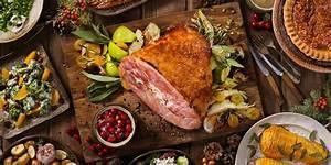 Christmas Design Dinner Plates 19 Christmas Ham Dinner Recipes How To Cook A Christmas Ham