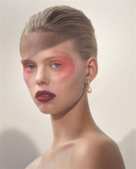 sicky atsickymag instagram    photoshoot makeup hair makeup beauty editorial