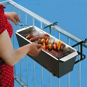 Gasgrill Klein Balkon : coole balkon ideen gem tliche grillabende im sommer ~ Frokenaadalensverden.com Haus und Dekorationen
