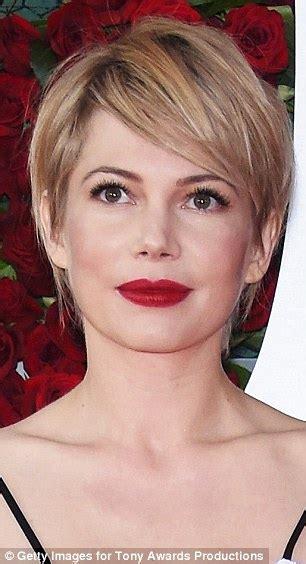 Michelle Williams Actress Hair