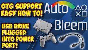Autobleem Otg Support For Playstation Classic  Easy How To