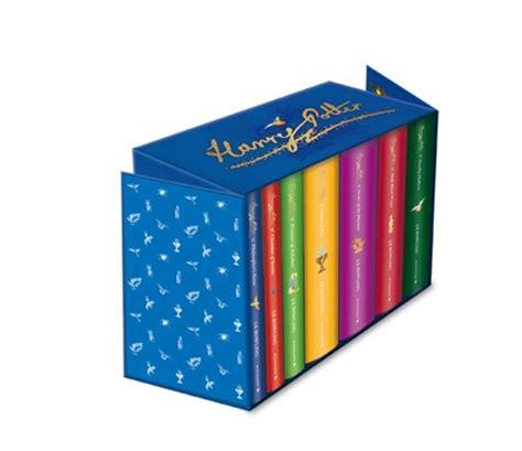 Harry Potter Signature Hardback Boxed Set x 7: J.K ...