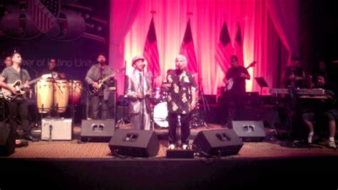 Soundcheck (pre-show) 2014 Lulac