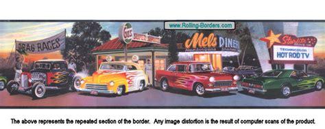 Classic Car Wallpaper Border by Classic Car Border