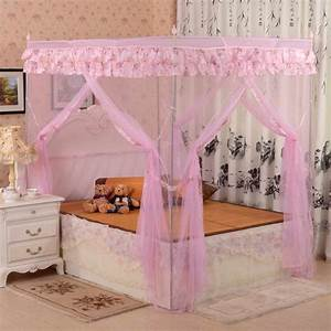 Canopy Bed Curtains For Girls - Interior Design