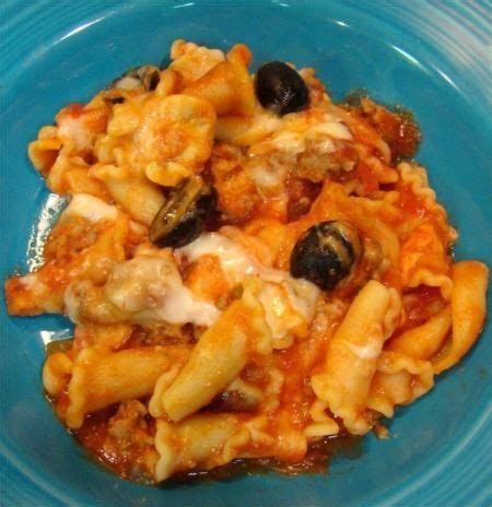 casserole italian bake recipes recipe