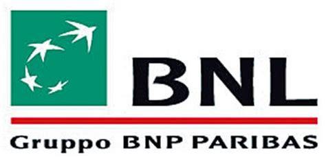 bnl bnp paribas banca nazionale del lavoro finanziamento
