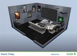 Gaming Zimmer Ideen : die sims 4 karriere soziale medien online pers nlichkeit pr simension ~ Markanthonyermac.com Haus und Dekorationen