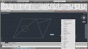 Autocad Tutorial For Beginners