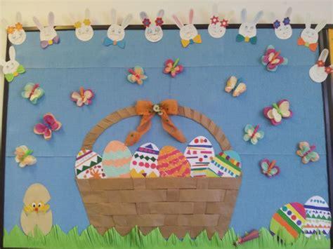 easter bulletin board for preschoolplanet 475 | Easter bulletin board ideas