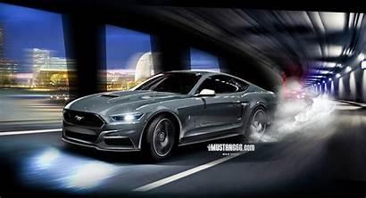 Mustang Renderings Rumors Facts Latest Cobra Gt