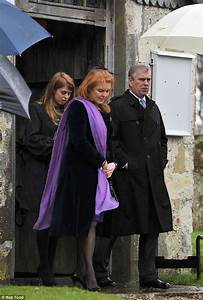 Princesses Beatrice and Eugenie attend wedding of Duchess ...