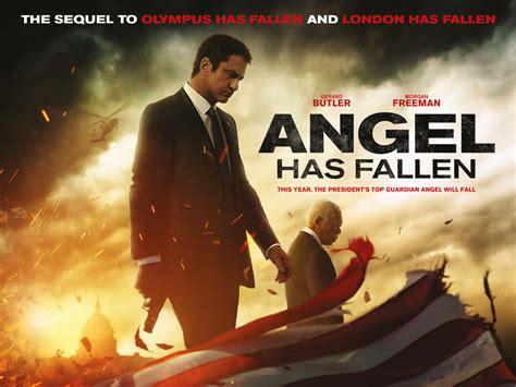 angel  fallen lionsgate films uk